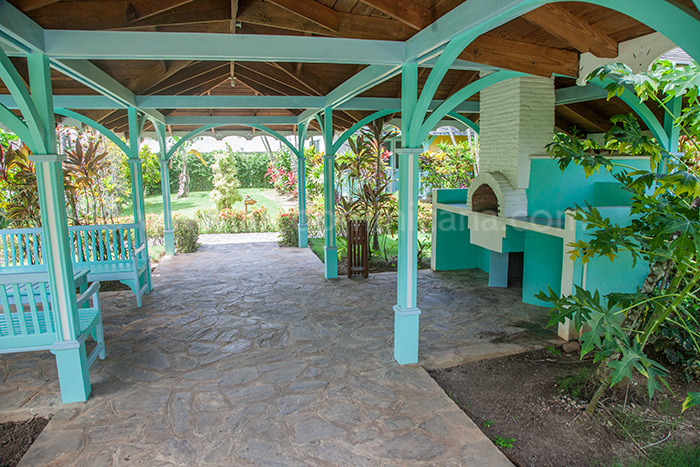 garden las palmas location bungalow las terrenas 11