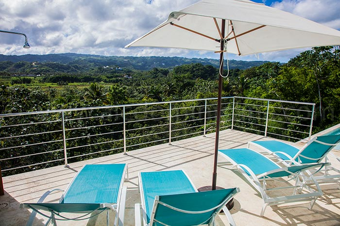 villa white sand location villa las terrenas 05