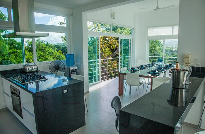 villa white sand location villa las terrenas 06