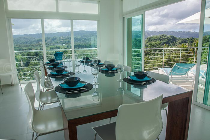 villa white sand location villa las terrenas 09