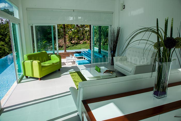 villa white sand location villa las terrenas 11