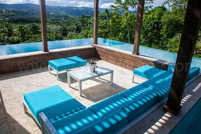 villa white sand location villa las terrenas 12