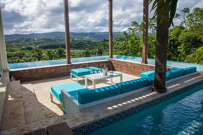 villa white sand location villa las terrenas 13