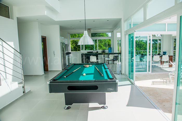 villa white sand location villa las terrenas 16
