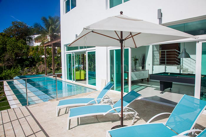 villa white sand location villa las terrenas 18