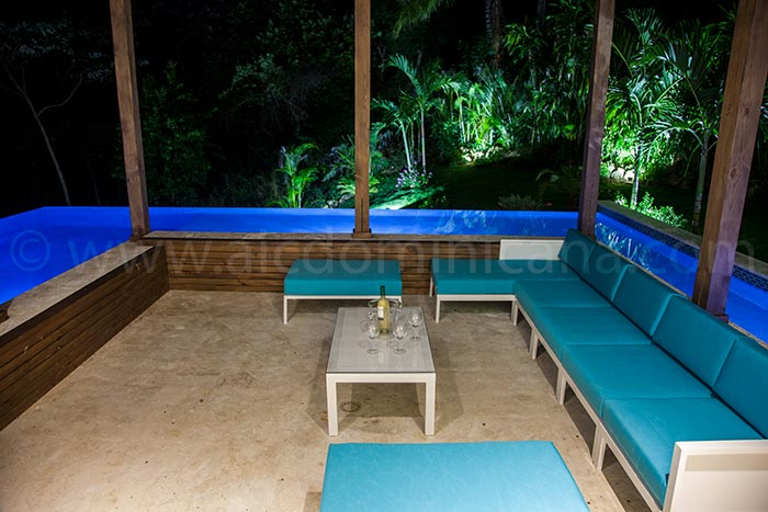villa white sand location villa las terrenas 43